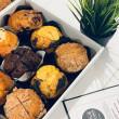 GF Assorted muffins