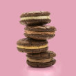 Assorted Butter Bing cookie sandwiches