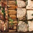 GF Assorted sandwiches & wraps