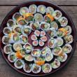 Maki Platter (50pcs)