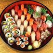 Sushi & Sashimi Platter (50pcs)