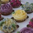 Cottage Garden Cupcake
