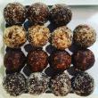 Assorted raw balls