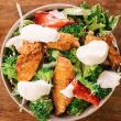 Smokey paprika chicken salad