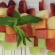 Fruit Skewer Platter