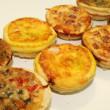 Mini Gourmet Quiche
