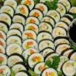 Sushi platter (60 pcs)