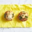 Savoury gourmet muffins