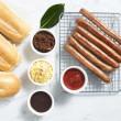 Aussie sausage sizzle