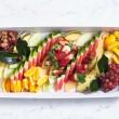 Everyday fresh fruit platter