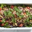 Mexican rice salad (DF)