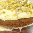 Carrot cake (18 cm)