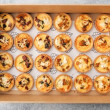 Savoury Tarts Box - Vegetarian (24 pcs)
