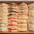 Mixed Sandwich Box (4-6 pax)