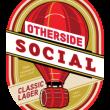 Otherside Social Lager 375ml