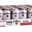 Jim Beam White & Cola