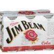 Jim Beam White & Cola No Sugar