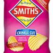 Smiths Salt & Vinegar (170g)