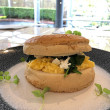 GF Assorted breakfast sandwiches - cold