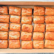 Mixed Sausage Rolls Box