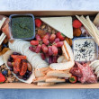 Cheese & Charcuterie box (15-20 pax)