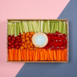 Super Snack Platter  (10-14 pax)