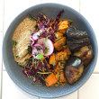 Vegan health bowl