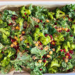 Detox Health Pomegranate & Kale Salad