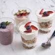 Fruit, Greek Yoghurt, Muesli & Honey