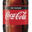 Coca Cola NO SUGAR 1.25L PET