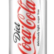 Diet Coca Cola 24 x 375ml Cans