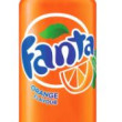 Fanta Orange 24 x 375ml Cans