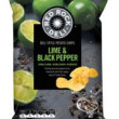 Red Rock Lime & Black Pepper Chips 165g