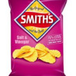 Smiths Crinkle Salt & Vinegar Chips 170g