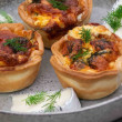 Mini quiche box (16pcs)
