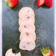 Mini Swiss roll slice