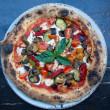 Ortolana pizza  (33cm)