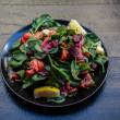 Salmon salad (DF)