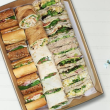 Sandwiches, wraps & baguettes platter