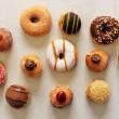 Doughnut and Profiterole Platter (per person)