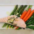 Confit New Zealand Salmon