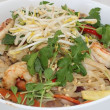Chicken and Prawn Phuket-style Pad Thai Noodles