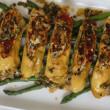 Porcini Mushroom, kale, Ricotta and Parmesan Rotolo