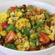 Roasted Cauliflower and Cumin salad