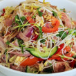 Lemongrass Beef Sirloin and Vermicelli Noodle Salad