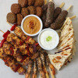 Middle Eastern Platter (per person)