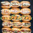 Assorted mini rolls (30 pcs)