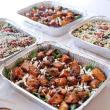 Pumpkin & spinach salad (10-15pax)
