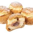 Crème Brulee Choux Bun (7cm)