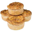 Beef Curry Pie (9cm)